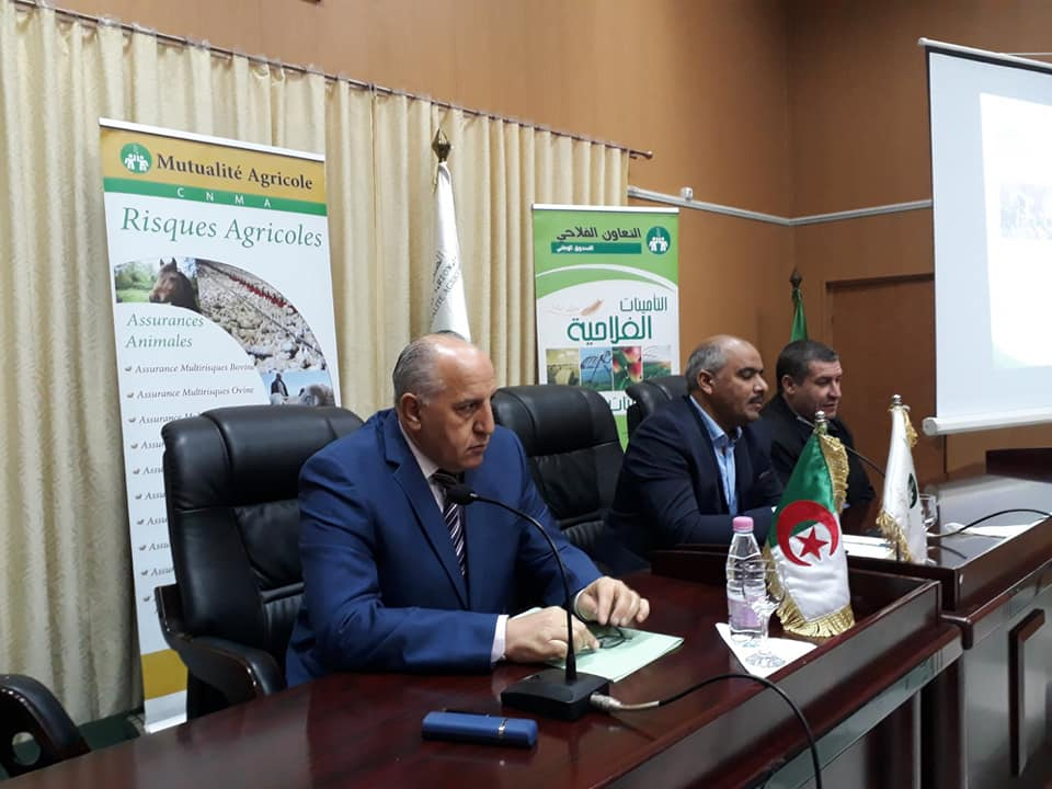 CNMA - Union Nationale des Agronomes :Signature d'une convention de partenariat