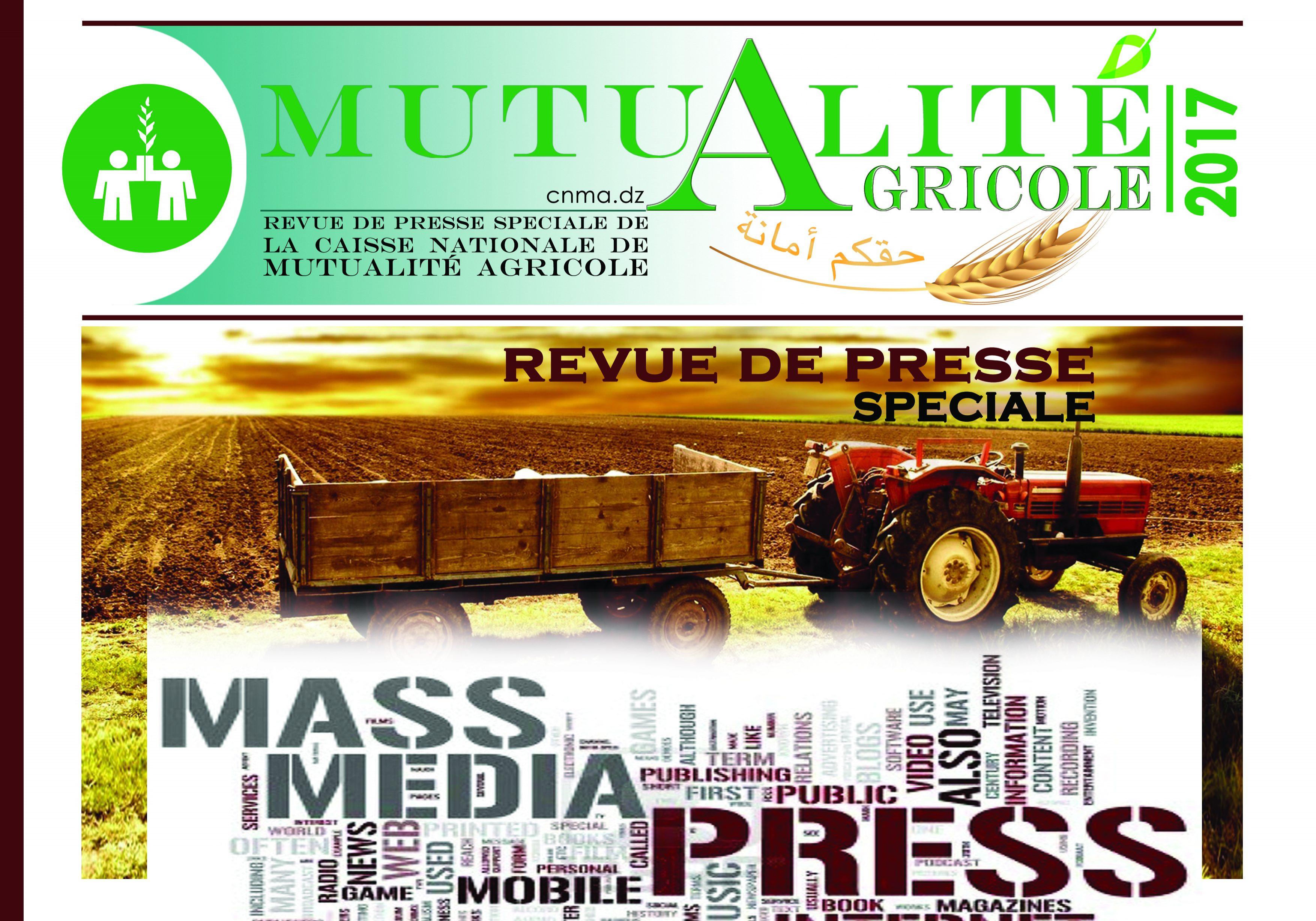 couverture revue de presse